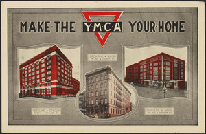 Make the Y.M.C.A. your home