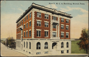 New Y.M.C.A. building, Bristol, Tenn.