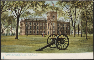 Springfield, Mass., U.S. Arsenal