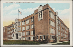 High School of Commerce, Springfield, Mass.