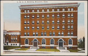 Y.M.C.A. building, Brockton, Mass.