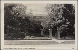 Young Men's Association, Augusta, Georgia