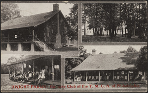 Dwight Farms - Country Club of the Y.M.C.A. of Philadelphia