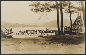 Camp Hazen, Chester, Conn. (State Y.M.C.A.)