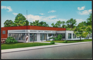 The Reeves YMCA, Mount Airy, North Carolina