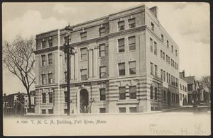 Y.M.C.A. building, Fall River, Mass