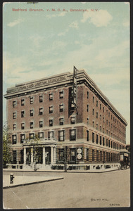 Bedford branch, Y.M.C.A., Brooklyn, N.Y.