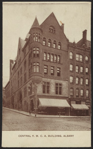 Central Y.M.C.A. building, Albany
