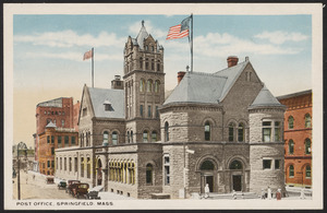 Post Office, Springfield, Mass.