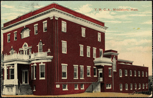 Y.M.C.A., Middleboro, Mass.