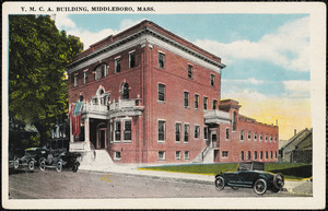 Y.M.C.A. building, Middleboro, Mass.