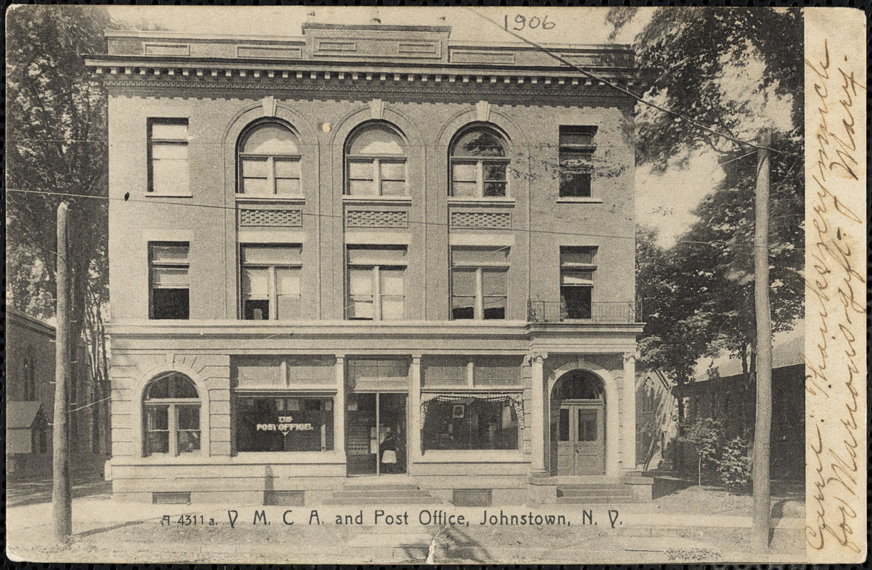 johnstown post office hours