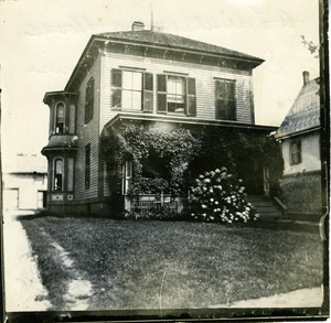 Dr. A.L. Damon house
