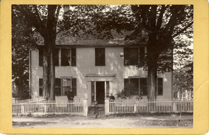 Isaac Brewer residence and inn