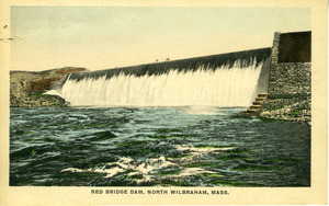 Red Bridge Dam, North Wilbraham