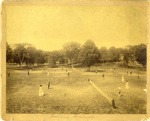 Tennis Grounds, Wesleyan Academy