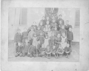 Group of Students in Wilbraham