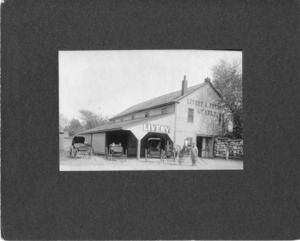 Collins Inn Livery Stable