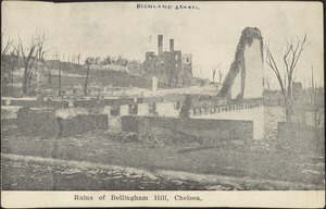 Ruins of Bellingham Hill, Chelsea