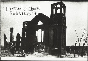 Universalist Church, Fourth & Chestnut St.