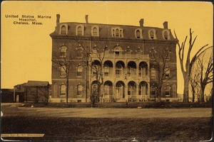 United States Marine Hospital, Chelsea, Mass.