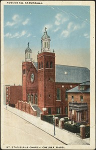 St. Stanislaus Church, Chelsea, Mass.
