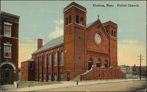 Chelsea, Mass. Polish Church