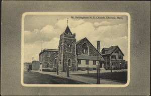 Mt. Bellingham M.E. Church, Chelsea, Mass.