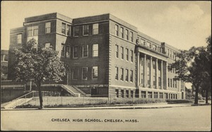 Chelsea High School, Chelsea, Mass.