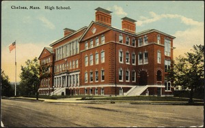 Chelsea, Mass. High school