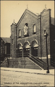 Church of the Assumption, Chelsea, Mass.