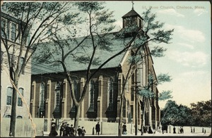 St. Rose Church, Chelsea, Mass.