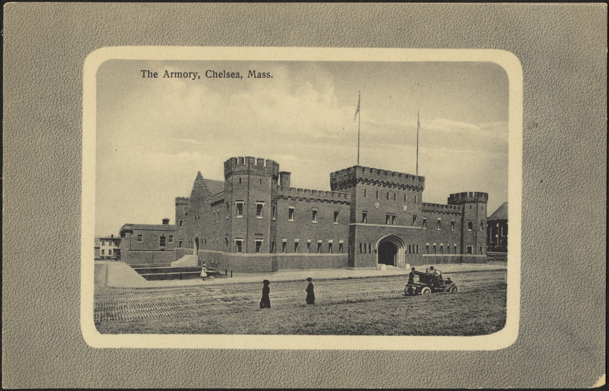 The Armory, Chelsea, Mass.