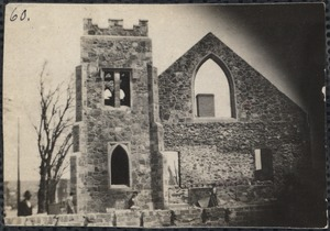 Methodist Church, Bellingham Station, Chelsea, April 27, 1908