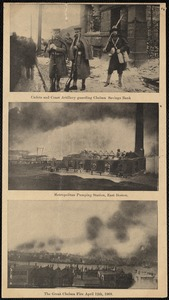 The Great Chelsea Fire April 12, 1908