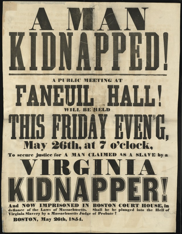 A man kidnapped!