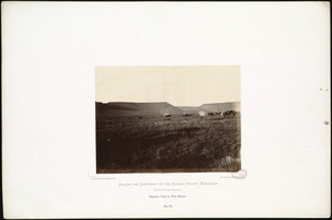 Engineer camp in New Mexico.