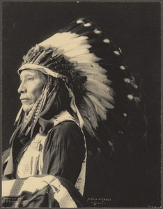 Afraid of Eagle, Sioux