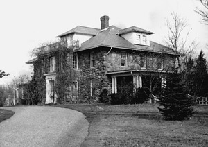A. F. Goodhue residence