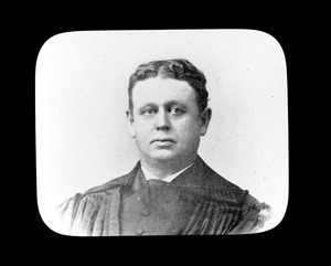 Reverend Ellery Channing Butler, 12th minister First Parish Church