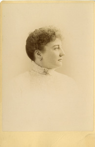 Portrait of Miss Blake