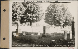 Albert E. Squires, Woodlawn Cemetery, old section, lot 34, Enfield, Mass., Sept. 8, 1928