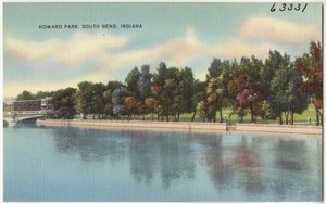 Howard Park, South Bend Indiana
