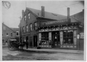 Hackett Brothers Store, Watertown Square.