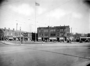 Watertown Square, 1926.