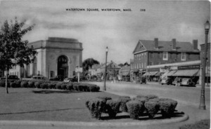 Watertown Square, 1937.