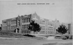 West Junior High School.