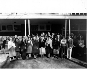 Staff of the Watertown Free Public Library