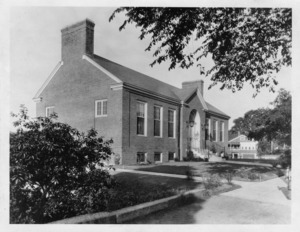 East Branch Library, 1928.