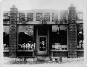 Watertown Free Public Library - East Branch Library, 1920.